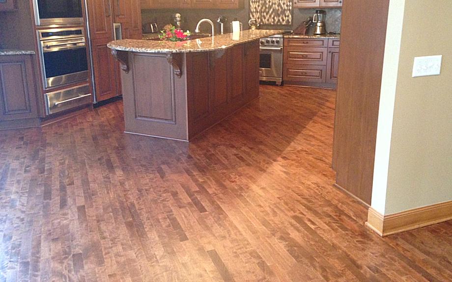 Wood Floor Masters - Dust Free Floor